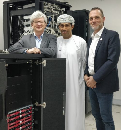 Thales Cyber Range powered by DIATEAM to strengthen cyber skills of Omani professionals.